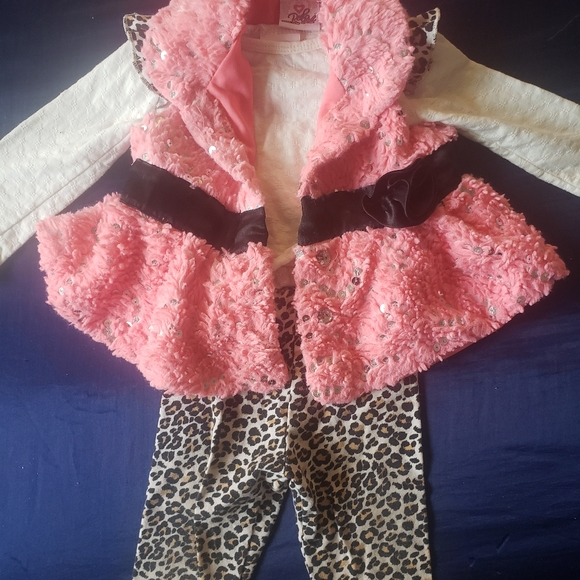 9-12 month old girl outfit